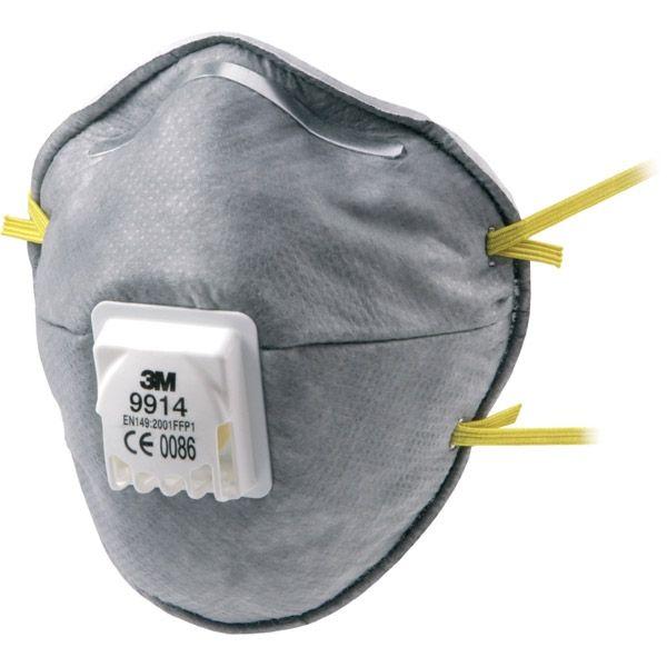 maschera respiratore antipolvere