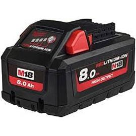 Batteria Milwuakee M18 B9 9 Ah Red Lithium