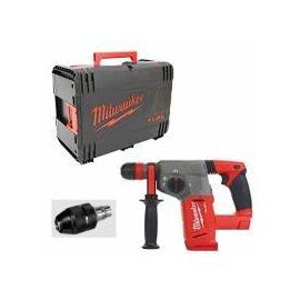 TASSELLATORE MILWAUKEE M18CHX-OX SDS PLUS FUEL SOLO CORPO 18V IN VALIGETTA