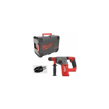 Tassellatore sds-plus Fuel 18V +Valigetta Milwaukee M18CHX-OX